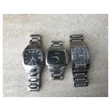 Nixon, Kenneth Cole & Guess Watches