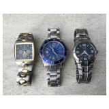Casio Edifice & More Stainless Steel Watches