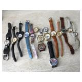 Disney Mickey Mouse Watches & More