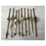 Vintage Watches -Elgin, Pulsar & More