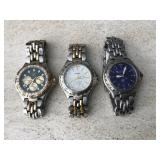Fossil Stainless Steel Watches