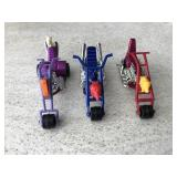 Matchbox Choppers- Lesney -Made In England