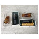 Vinyage cigar Holders/Mouthpieces