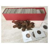 Lincoln Wheat Pennies & More