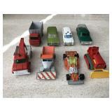 Vtg. Matchbox Trucks & More-Lesney England