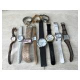 Anne Klein, Fossil, Liz Claiborne Watches & More