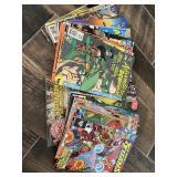 Vtg. DC Comics-Team Titans & More-Large Lot