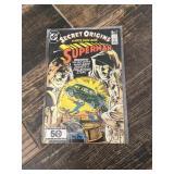 Rare-DC Comic-Superman, Seceret Origins