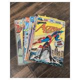 Vtg. DC Superman Action Comics & More