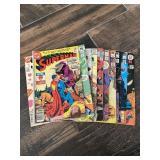 Vtg. DC Comics-Superman & More