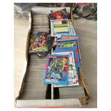 Marvel Super Heros Collectible Cards-Large Lot