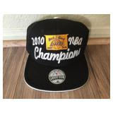 Lakers 2010 NBA Championship Cap-NOS