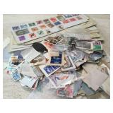 Vtg. Foreign Stamps & More- Large lot