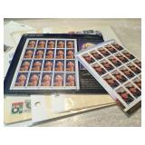 Uncirculated Stamps & More