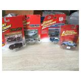 Vtg Johnny Lightning Mini Cars NIP