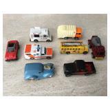 Vtg. Matchbox & Hot Wheels Trucks & More