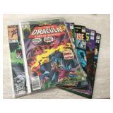 Vtg.Marvel Comics-The Tomb Of Dracula #1 & More