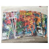 Vtg. Marvel -Prince Namor, The Sub Mariner & More