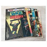 Vtg. DC Comics-Star Spangled War & More