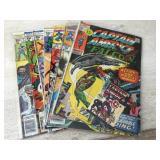 Vtg. Marvel-Captian America & The Falcon & More