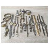 Pulsar, Helbros, Lorus Watches & More- Large Lot