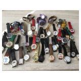 Fashion Watches-Large Lot