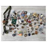Push Pins- Large Lot, Some Vintage