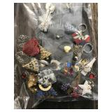 Vintage Brooches & More