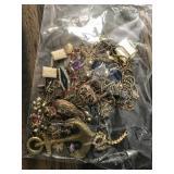 Vintage Costume Jewelry- Large Lot