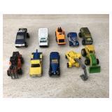 Vtg. Hot Wheels Cars & Trucks