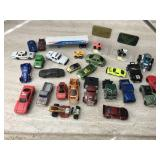 Assorted Diecast Cars & More