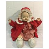 Baby Hendre Antique doll