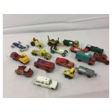 Matchbox Vintage cars by lesney