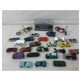 Hotwheels, matchbox cars and more