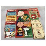 Vintage Snoopy Books and more
