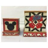Disney Traditions Ceramic Nesting Boxes