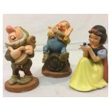 Walt Disney Classic Collections Porcelain figurin