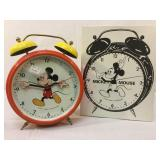 Walt Disney Productions Vintage German Clock