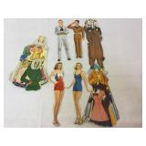 Betty Fields Original Paper dolls and more