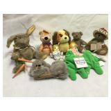 Vintage Stuffed Animals and more