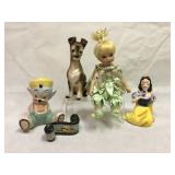 Enesco Walt Disney Snow White figurines and more