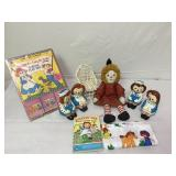 Raggedy Ann & Andy Vintage Collectibles and more