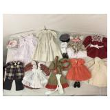 Vintage doll clothes & more