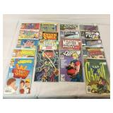 Marvel Comics, some vintage,