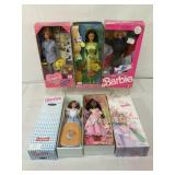 Barbie Loves Tweetie, airforce, spring dolls