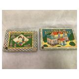 ACME Japanese vintage building blocks