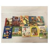 Disney books & more