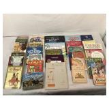 Childrens vintage books, Nutcracker Ballet & more