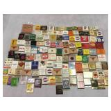Collection of Vintage Matchbooks- Large Lot