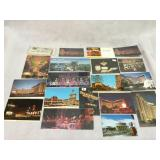 Larrge assort. of vintage Las Vegas post cards